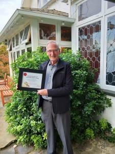 John Jillett Life Membership