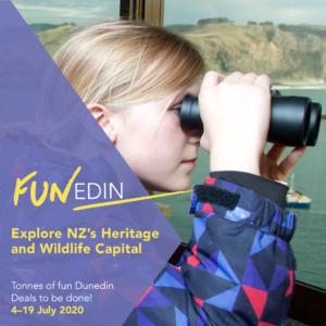 Funedin – School Hols July 2020